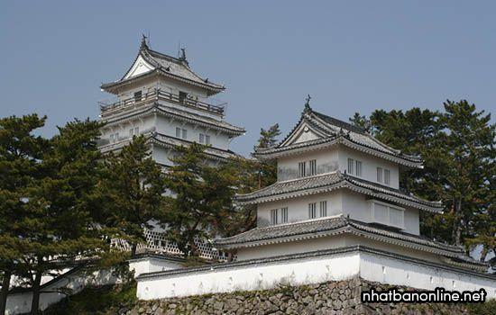 Thành Shimabara - tỉnh Nagasaki Japan