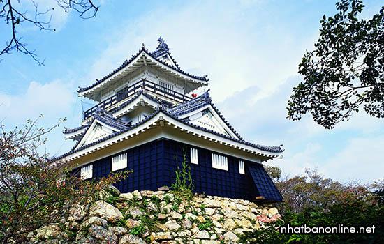 Thành Hamamatsu - tỉnh Shizuoka Nhật Bản