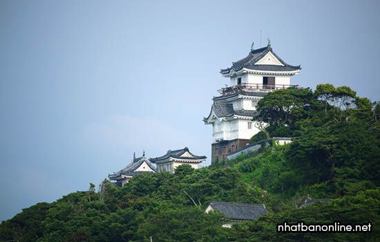 Thành Hirado - tỉnh Nagasaki Japan