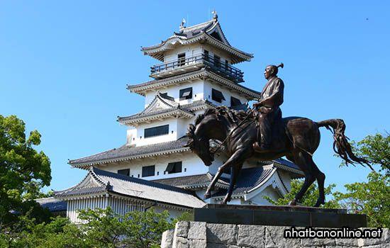 Thành Imabari - tỉnh Ehime Nhật Bản