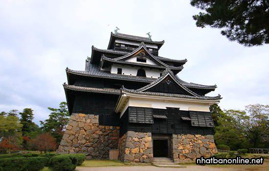 Thành Matsue - tỉnh Shimane Nhật Bản