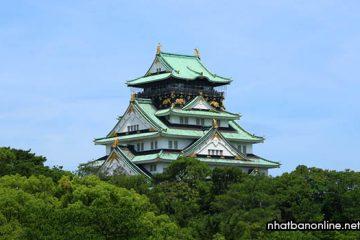 Tỉnh Osaka Japan – nhà bếp của Nhật Bản
