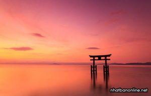 Hồ Biwa - tỉnh Shiga Japan