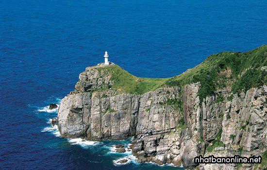 Vách đá Osezaki - tỉnh Nagasaki Japan