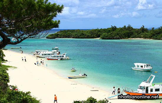 Vịnh Kabira - tỉnh Okinawa Nhật Bản