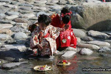 Lễ hội Hina Matsuri – lễ hội búp bê dành cho các bé gái ở Nhật