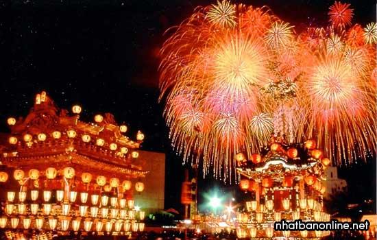 Màn pháo hoa kéo dài 2,5 giờ đáng mong đợi trong lễ hội Chichibu