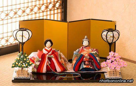 Lễ hội Hina Matsuri ở Nhật Bản