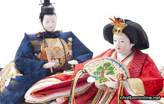Lễ hội hoa anh đào - lễ hội búp bê ở Nhật