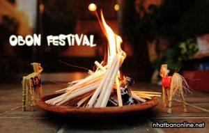 Lễ hội Obon ở Nhật Bản