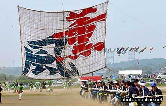 Lễ hội thả diều ở Nhật Bản