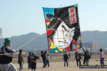 Lễ hội thả diều ở Nhật Bản – Takoage Matsuri