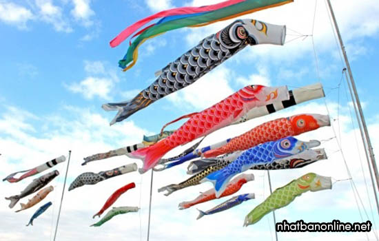 Lễ hội Koinobori Matsuri