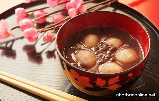 Bánh mochi Nhật Bản - Oshikuru Mochi