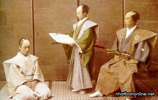 Samurai Nhật Bản là một giai cấp trong lịch sử