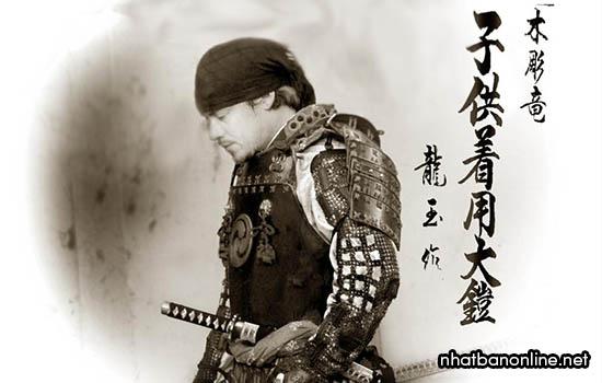Samurai Nhật Bản và tinh thần võ sĩ đạo