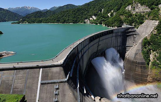 Đập nước Kurobe