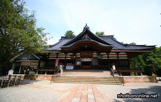 Đền Oyama