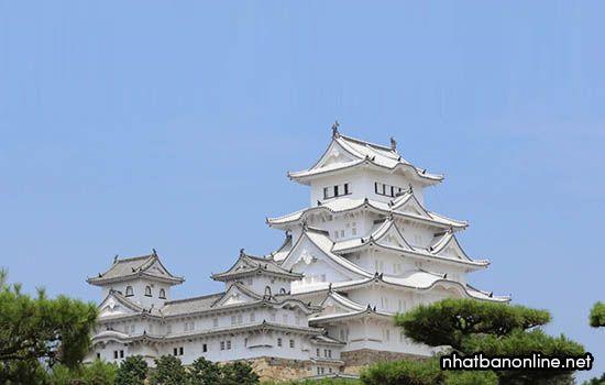 Thành Himeji - Một pháo đài phòng thủ kiên cố