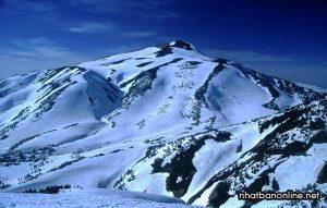 Núi Hakusan Nhật Bản