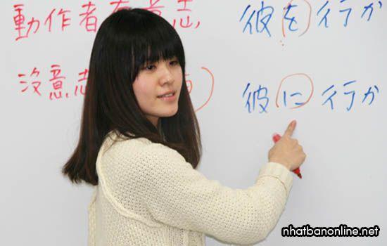 Du học sinh về nước làm giáo viên tiếng Nhật