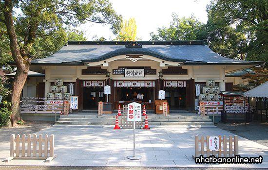 Đền Kato - lâu đài Kumamoto