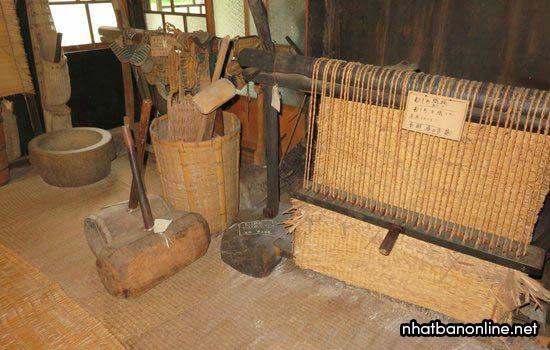 Bảo tàng dân tộc học Old Toyama