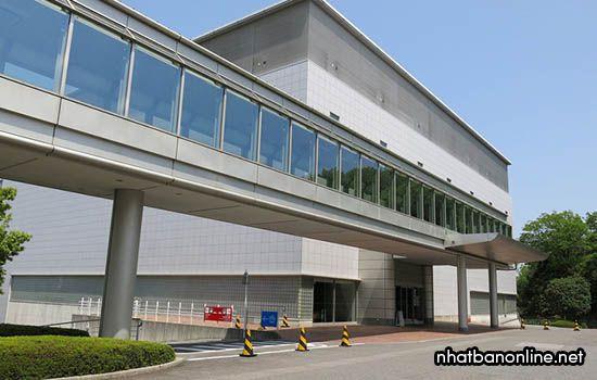 Viện bảo tàng oto Toyota