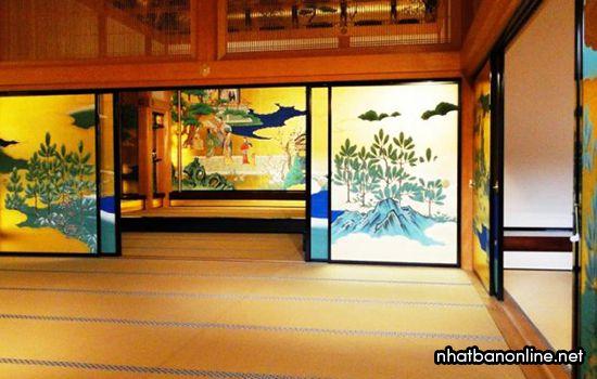 Cung điện Honmaru - thành Nagoya