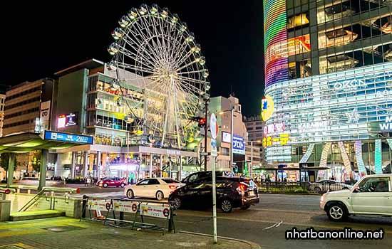 Thành phố Nagoya