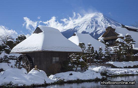 3 Ngôi làng cổ ở Nhật Bản đẹp như trong truyện cổ tích