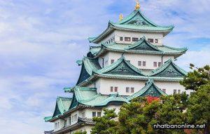 Thành cổ Nagoya Nhật Bản