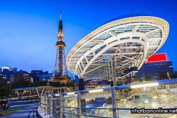 Thành phố Nagoya – một trong 3 thành phố sầm uất nhất nước Nhật