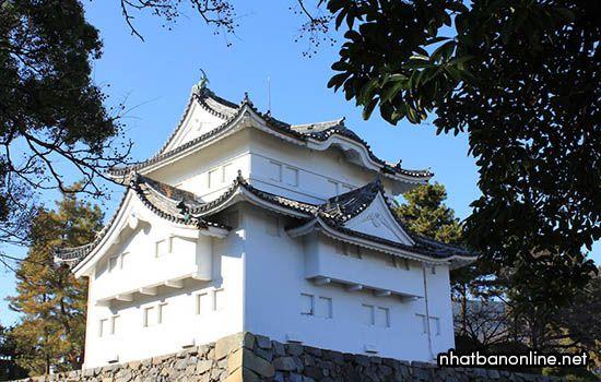Tháp đông nam của thành Nagoya