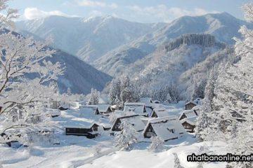 Làng cổ Gokayama – di sản thế giới ở tỉnh Toyama
