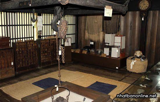 Bảo tàng dân gian Gokayama