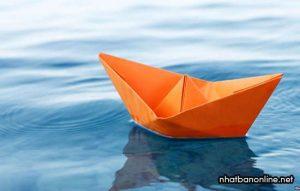 Tổng hợp cách gấp thuyền giấy