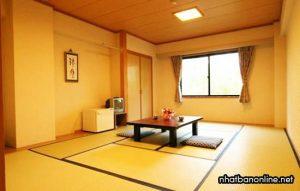 Chiếu tatami - biểu tượng văn hóa của nước Nhật