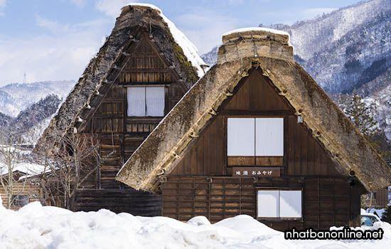Làng cổ Gokayama - di sản thế giới ở tỉnh Toyama