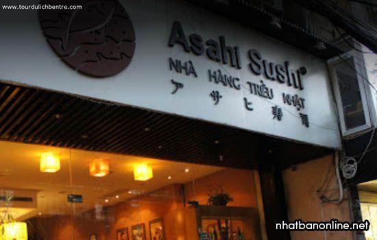Nhà hàngAsahi Sushi