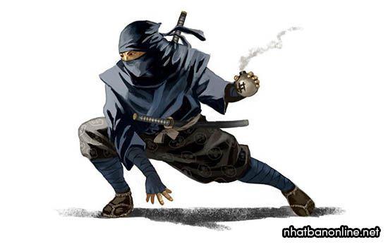 Ninja Nhật Bản - những điệp viên bí ẩn ở xứ Phù Tang
