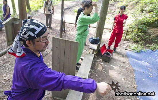 Các làng ninja khá nổi tiếng cho khách du lịch ghé thăm