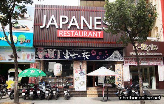 Danh sách các quán Nhật ngon ở Hà Nội