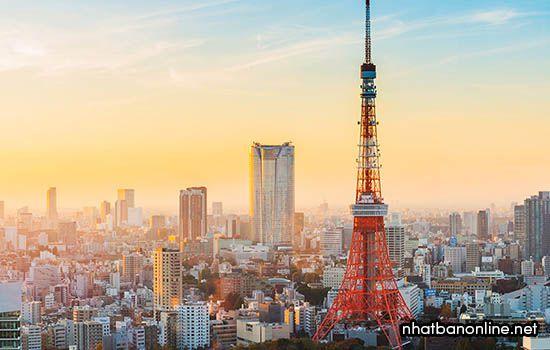 Du học Nhật Bản ở Tokyo Japan