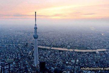 Tháp Tokyo Skytree – Tháp truyền hình biểu tượng của thủ đô Tokyo