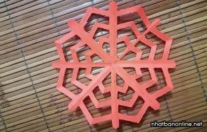 Cách cắt hoa tuyết đẹp theo kiểu cơ bản