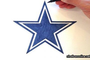 Cách gấp ngôi sao 5 cánh bằng giấy, tổng hợp các cách làm ngôi sao