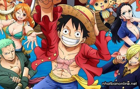 Anime chuyển thể từ truyện tranh One Piece