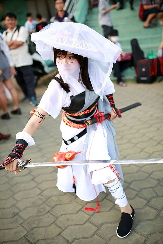 Lễ hội Cosplay ở Nhật Bản - lễ hội hóa trang anime độc đáo xứ Phù Tang