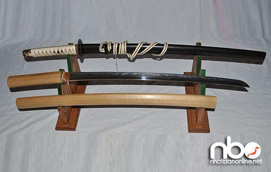 Katana - 10 điều bí ẩn về thanh kiếm của những võ sĩ đạo